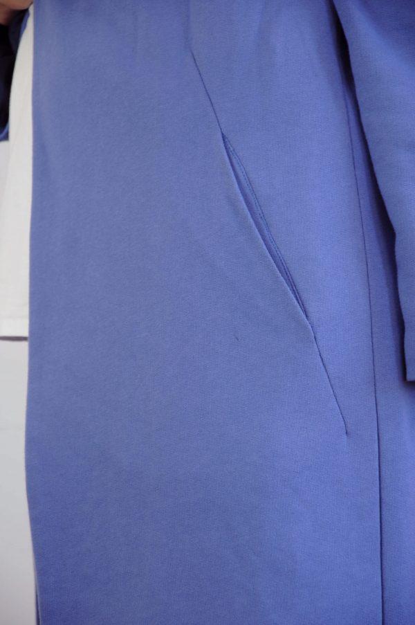 Detail carina coat site
