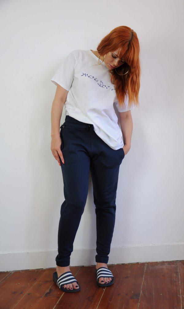 georgia tshirt white