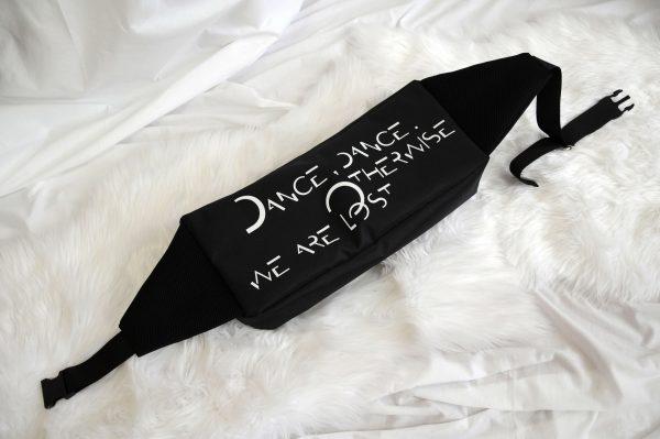 dancers bag black frase otherwise