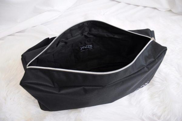 dancers bag black inside