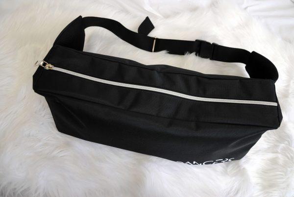 dancers bag black up