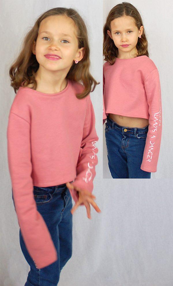 My simple sweatshirt
